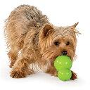 噛む力がとても強いワンちゃんにおススメ Planet Dog プラネット・ドッグ オービータフ・ダブルタフ ダイヤモンド グリーン Mサイズ 【犬/おもちゃ/ゴム/頑丈/噛む】