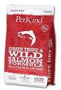 Pet Kind ペットカインド ドッグフード グリーントライプ&ワイルドサーモン 2.72kg【犬/高品質/オーガニック/ドッグフード】
