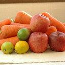 にんじんジュース基本のセット Mサイズ(有機人参5kg+レモン4玉+リンゴ4玉)