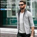 BUFFALO BOBS(バッファローボブズ)COZZA-ESTATE(コッザ エステート) COOL-MAX イタリアンカラー ジャケット