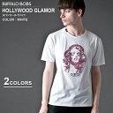 BUFFALOBOBS バッファローボブズ HOLLYWOOD GLAMOR(ハリウッド グラマー)スパンコール Tシャツ