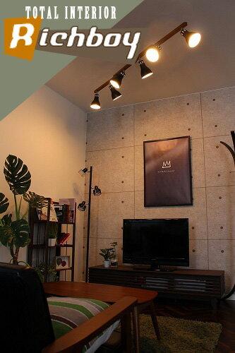 送料無料 YOUWA ユーワ シーリングライト 6灯 Brooklyn Z ブルックリン Z リモコン付き 北欧 おしゃれ ビンテージ風 天井照明 灯具可動式 LED電球対応 YCL-394 2色展開 2016年NEWモデル 8〜10畳 1年保証 インテリア ライト おしゃれ 北欧テイスト リッチボーイ