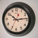 【送料無料】 SMITHS スミス 復刻版 レトロ ウォールクロック 掛け時計 アンティーク風 rich_時計_掛け時計_壁掛け_boy
