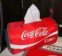 コカコーラの缶がそのまんまティッシュカバーに!Coca Cola コカコーラ ティッシュケース