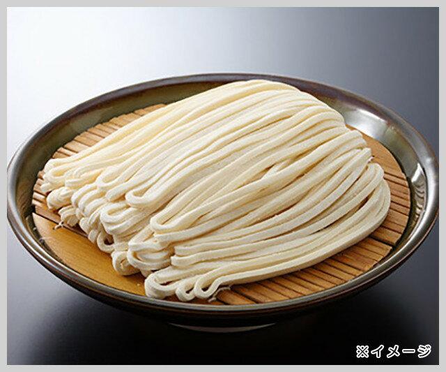 【倉敷うどん ぶっかけ】 半生麺(3人前:つゆ...の紹介画像3