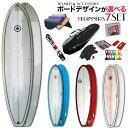 ◆激得◆ファンボード6'8 選べるボードの初心者セット●サーフボード【SCELL】 サーフィ