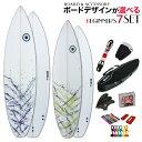 ◆激得◆ショートボード6'0 選べるボードの初心者セット 第4弾●サーフボード【SCELL】 サーフィン 初心者7点SET ステップアップモデル