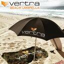 [1000円OFFクーポン発行中 12/11 01:59まで]VERTRA バートラ 日傘 ビーチパラソル 傘 アンブレラ 遮光性 SPF50 BEACH UMBRELLA 最大165cm メンズ レディース 基本送料無料