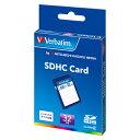 [三菱化学メディア]SDカード32GB【SDHC32GYVB1】