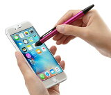 【クロネコDM便ご指定で164円対応】[三菱鉛筆]ジェットストリーム スタイラス『キャパシタイズフィルム』&『ジェットストリーム スタイラス』セットタッチペン付ボールペン【SXNT-1200】iPhone6S iPhone6S Plus
