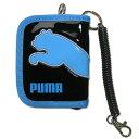 PUMA(プーマ) エナメルコインケース(ブルー) [Jitsu160701A]