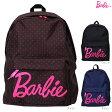 【送料無料】 Barbie<バービー> リュックサック <デイパック> リズドット <3カラー> 45915-ace [Jitsu160706A]