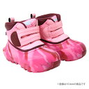 [半額] ブーツ<靴・シューズ> MoonStar<ムーンスター> 子供用 <5サイズ> ピンク HTSDC696-PINK-mns