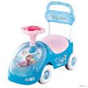アナと雪の女王 ファンライド <乗用玩具> ブルー 01579 アイデス<ides>【disneyzone】[bike][サイズ110][SEINO]【ラッピング不可・同梱不可】の画像