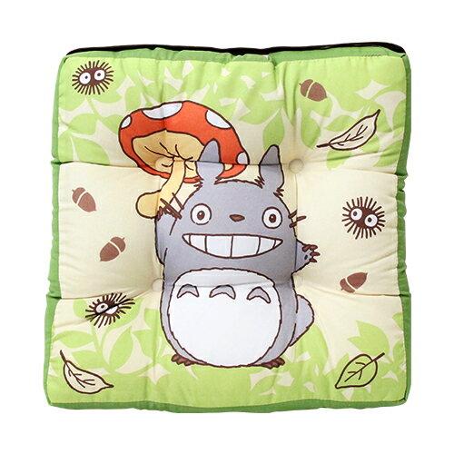 となりのトトロ スクールクッション<座布団> たのしい森柄 0564103400...:bunbougu-shibuya:10065251
