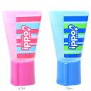 ippo<イッポ> チューブのり <液体のり> 2カラー PT-(WSM01-ブルー)(WSW01-ピンク)