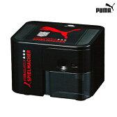 [在庫限り]【送料無料】PUMA<プーマ> 電動えんぴつけずり <鉛筆削り・シャープナー> [2017年度新入学文具] PM115 [Jitsu160629A]