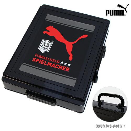 PUMA<プーマ> お道具箱<おどうぐ箱> A4サイズ <プラケース> pm123 [20…...:bunbougu-shibuya:10011958