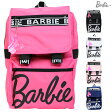 【送料無料】Barbie<バービー> リュックサック <デイパック> レ二 16L 4カラー 54184-ace