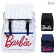 【送料無料】Barbie<バービー> デイパック アビー 3カラー 54443-ace