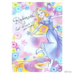 【ゆうメール可】ディズニー・プリンセス 下敷き B5 ラプンツェル柄 46634 【disneyzone】[jitsu170802a]