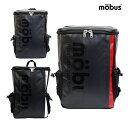 mobus<モーブス> カブセリュック 3カラー mo-041-fji