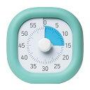 ソニック トキ サポ 時っ感タイマー 10cm ミントブルー 新入学文具 LV-3062-MB