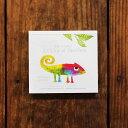 表現社/レオ レオ二 ブロックメモ A Color of His Own(22-372)邦題「じぶんだけのいろ」で親しまれているキャラクターが おしゃれでかわいいブロックメモに!