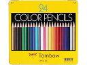 トンボ / 色鉛筆 24色セット / CB-NQ24C