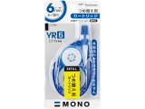 トンボ/モノ YX 替えテープ 6mm/CT-YR6