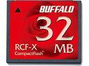 バッファロー/コンパクトフラッシュ32MB/RCF-X32MY
