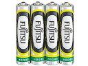 FDK/マンガン乾電池 黒 単4形 4本/R03UC(4S)