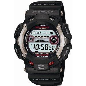 【国内正規品】CASIO〔カシオ〕メンズ デジタル腕時計G-SHOCK GULF MAN GARISH BLACKタフソーラー電波時計MULTIBAND6【GW-9110-1JF】【HD】【TC】 [CAWT]05P18Jun16 ★5,000円で送料無料★
