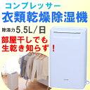 コンプレッサー除湿機 DCE-6515送料無料 衣類乾燥機 除湿 部屋干し 湿気 梅雨 アイリスオーヤマ
