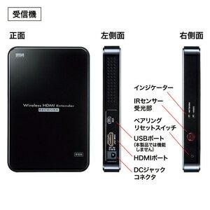 ������̵���ۥ磻��쥹HDMI�������ƥ����(���֤������ס����åȥ�ǥ�)VGA-EXWHD3�ڥ���掠�ץ饤�ۡ�TD�ۡڥѥ�������յ���/PC/�ۡ�����Բġ�2P04Jul15