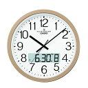 【数量限定☆8,980円】【送料無料】CASIO[カシオ]電波掛時計 IC-4100J-9JF【D】[電波時計/壁掛け/プログラム時報付]05P18Jun16