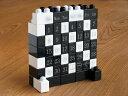 ブロック遊び感覚で、自由に組み合わせて作る万年カレンダー SLIP-ON モダンブロックカレンダーミニ