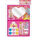 【女の子に大人気 】キャラクターの魅力満載 Go プリンセスプリキュア ときめきステーショナリーボックス