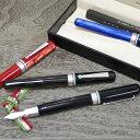 デルタとオロビアンコ・ルニークのコラボレーションした高級筆記具 オロビアンコ・コンパーニョ 万年筆