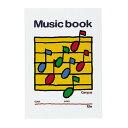 コクヨ 音楽帳B5 5線譜8段 18枚 オン-24 / 20セット