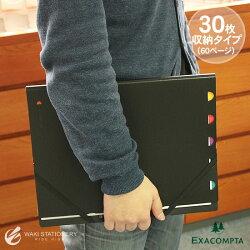 エクザコンタEXACOMPTAエグザビューEXAVIEW30A4サイズ30枚60ページ