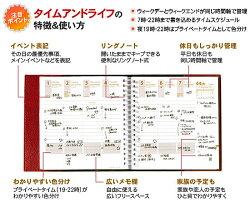 【2017年手帳】クオバディスQUOVADISタイムアンドライフ16×16リフィル(レフィル)(2016年11月28日から使用可)