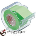 ヤマト メモックロールテープ25mm1巻タイプ・ライム SR-25CH-LI SR-25CH-LI / 12セット