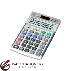 カシオ ジャスト型電卓 12桁 JS-20WK