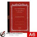 アピカ 紳士なノート Premium C.D.NOTEBOOK A6サイズ 5mm方眼罫 CDS70S