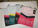 SVOLME(スボルメ)Vスターシューズ袋 2016モデル