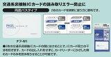 【メール便限定】コクヨ ICカードセパレーター 両面パス ナフ-W1m