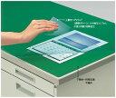 コクヨ デスクマット軟質(非転写) 下敷き付き 902×622 マ-417NG