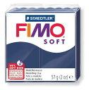 【メ可】ステッドラー CLAY FIMO オーブンクレイ フィモ ソフト <ウインザーブルー> 8020-35