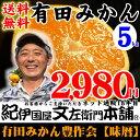 有田みかん5kg(和歌山みかん)有田みかん豊作会【味暦ブラン...